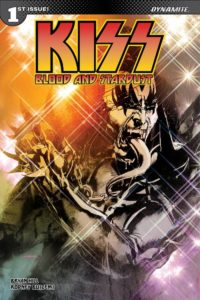KISS: BLOOD AND STARDUST [2018] #1
