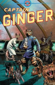 CAPTAIN GINGER [2018] #1