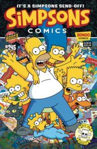 SIMPSONS COMICS [1993] #245