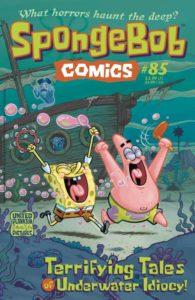 SPONGEBOB COMICS [2011] #85