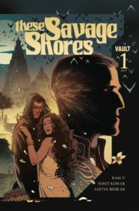 THESE SAVAGE SHORES [2018] #1