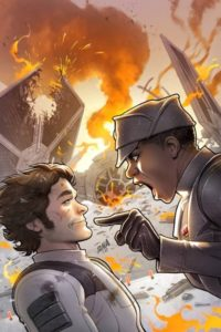 STAR WARS: HAN SOLO--IMPERIAL CADET [2019] #1