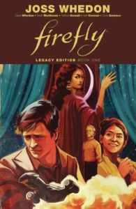 FIREFLY LEGACY EDITION [2018-TPB] VOL 01