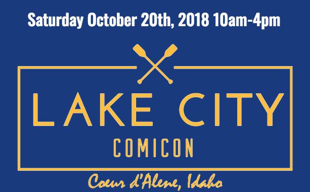 Lake City Comic Con