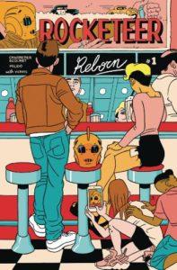 ROCKETEER REBORN [2018] #1