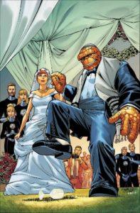 FANTASTIC FOUR WEDDING SPECIAL [2019] #1