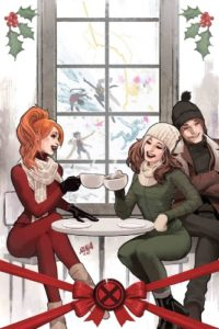 MERRY X-MEN HOLIDAY SPECIAL [2019] #1