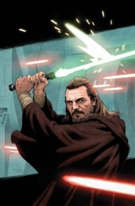STAR WARS: AGE OF REPUBLIC--QUI-GON JINN [2019] #1