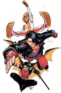 YOUNG JUSTICE [2019] #1