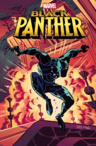 MARVEL ACTION BLACK PANTHER [2019] #1