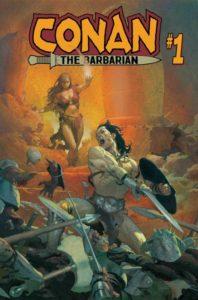 CONAN THE BARBARIAN [2019] #1