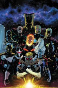 GUARDIANS OF THE GALAXY [2019] #1