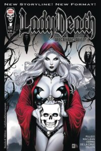 LADY DEATH: APOCALYPTIC ABYSS [2019] #1