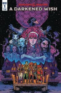 DUNGEONS AND DRAGONS: A DARKENED WISH [2019] #1