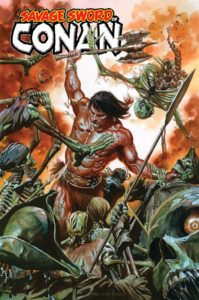SAVAGE SWORD OF CONAN [2019] #1
