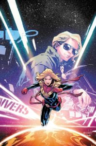 CAPTAIN MARVEL: BRAVER AND MIGHTIER [2019] #1