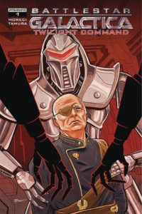BATTLESTAR GALACTICA: TWILIGHT COMMAND [2019] #1