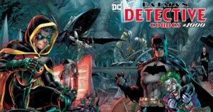 DETECTIVE COMICS [2016] #1000