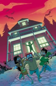 GOOSEBUMPS: HORRORS OF THE WITCH HOUSE [2019] #1