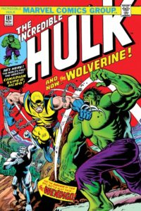 INCREDIBLE HULK [1968] #181 FACSIMILE EDITION