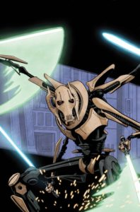 STAR WARS: AGE OF REPUBLIC--GENERAL GRIEVOUS [2019] #1