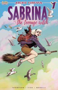 SABRINA THE TEENAGE WITCH [2019] #1