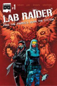 LAB RAIDER [2019] #1