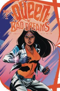 QUEEN OF BAD DREAMS [2019] #1