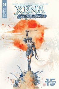 XENA: WARRIOR PRINCESS [2019] #1