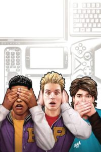 PLANET OF THE NERDS [2019] #1