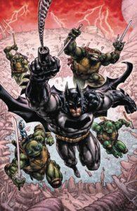 BATMAN/TEENAGE MUTANT NINJA TURTLES III [2019] #1