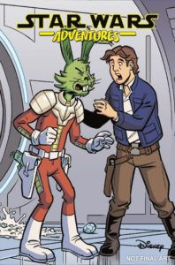 STAR WARS ADVENTURES ANNUAL 2019 [2019]