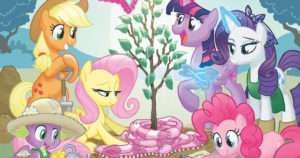 MY LITTLE PONY: SPIRIT OF THE FOREST [2019] #1