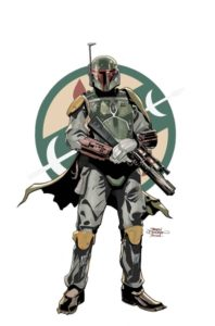 STAR WARS: AGE OF REBELLION--BOBA FETT [2019] #1