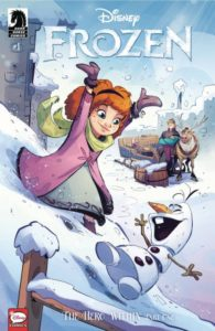 DISNEY FROZEN: THE HERO WITHIN [2019] #1