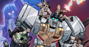 TRANSFORMERS/GHOSTBUSTERS [2019] #1