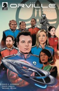 ORVILLE: NEW BEGINNINGS [2019] #1