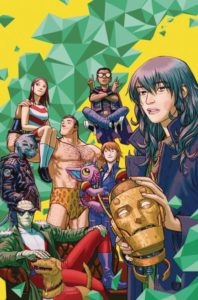 DOOM PATROL: WEIGHT OF THE WORLDS [2019] #1