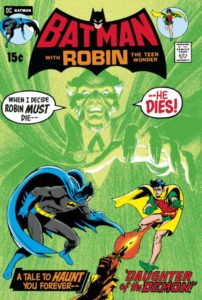 BATMAN [1940] #232 FACSIMILE EDITION (2019)