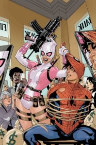 GWENPOOL STRIKES BACK [2019] #1