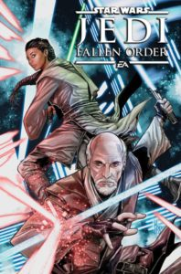 STAR WARS JEDI: FALLEN ORDER--DARK TEMPLE [2019] #1