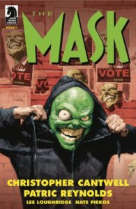 MASK: I PLEDGE ALLEGIANCE TO THE MASK [2019] #1