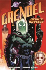 GRENDEL: DEVIL'S ODYSSEY [2019] #1