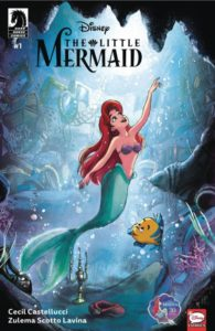 DISNEY THE LITTLE MERMAID [2019] #1
