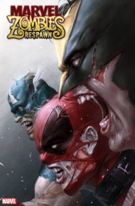 MARVEL ZOMBIES: RESPAWN [2019] #1