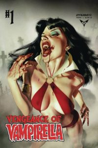 VENGEANCE OF VAMPIRELLA [2019] #1