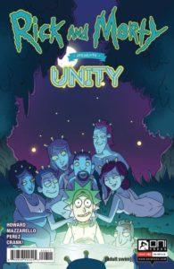 RICK AND MORTY PRESENTS: UNITY [2019] #1