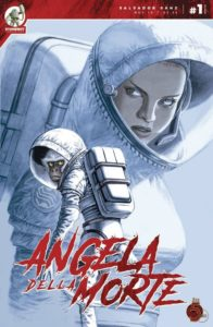 ANGELA DELLA MORTE [2019] #1