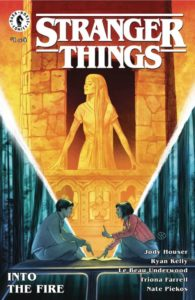 STRANGER THINGS: INTO THE FIRE [2020] #1