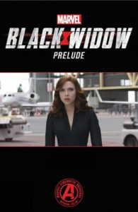 MARVEL'S BLACK WIDOW PRELUDE [2020] #1